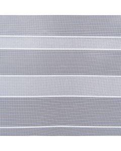 000303/OLO/001/160000/1 Firanka biała z ołowianką pasowa