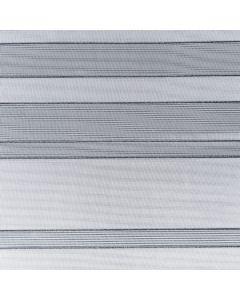 000303/OLO/020/160000/1 Firanka biała z ołowianką pasowa
