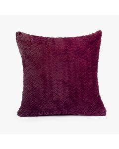 CAPRIC/POP/023/040040/1 Poszewka CAPRICE kolor burgund PPJ002