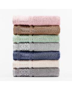 PAOLA0/RBA/008/050090/1 Ręcznik PAOLA kolor karmelowy