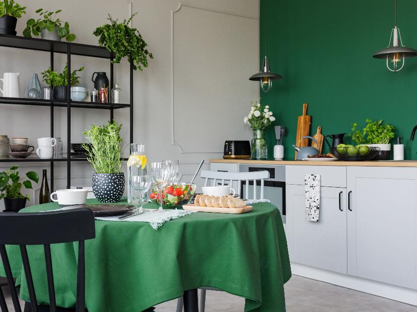 Obrus kuchenny – jaki powinien być?